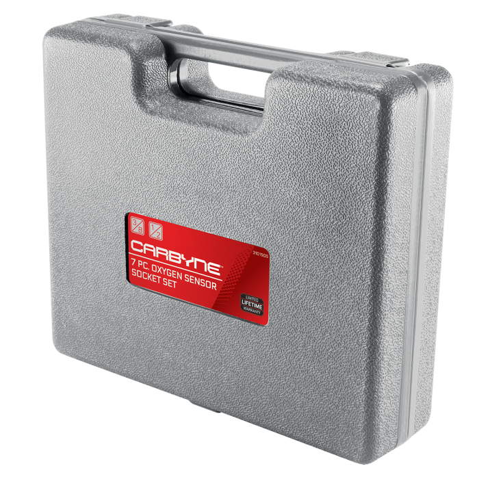 Photo of Carbyne Tools Specialty Socket Storage Case - 3101505
